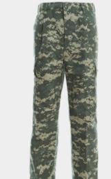多花色BDU单裤