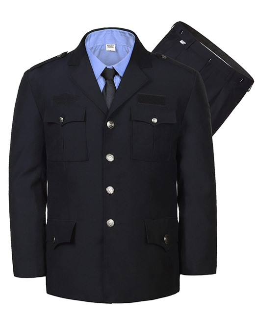 新式保安服西服