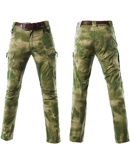 战术长裤01