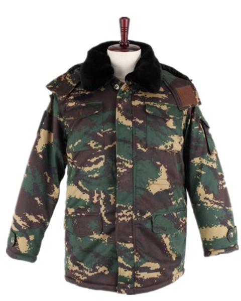 猎人迷彩大衣