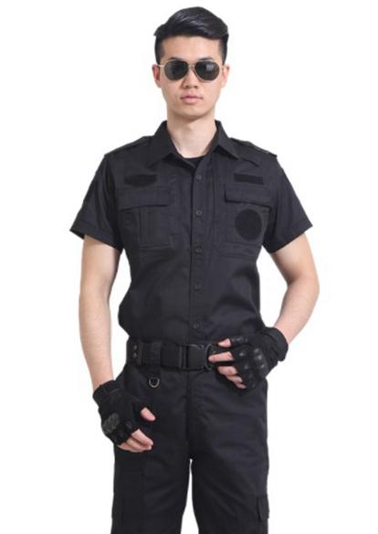 特警x斜纹服长袖短袖