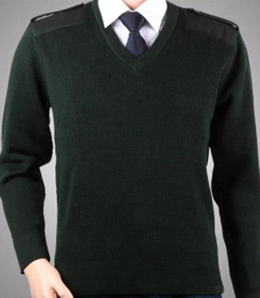 警察羊毛衫