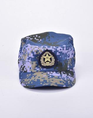 07海军作训帽