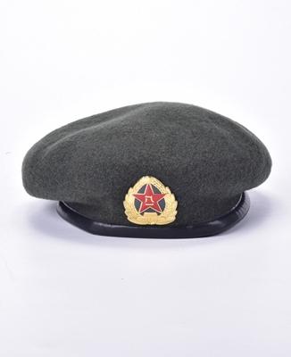 武警贝雷帽