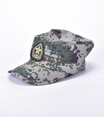 07迷彩帽