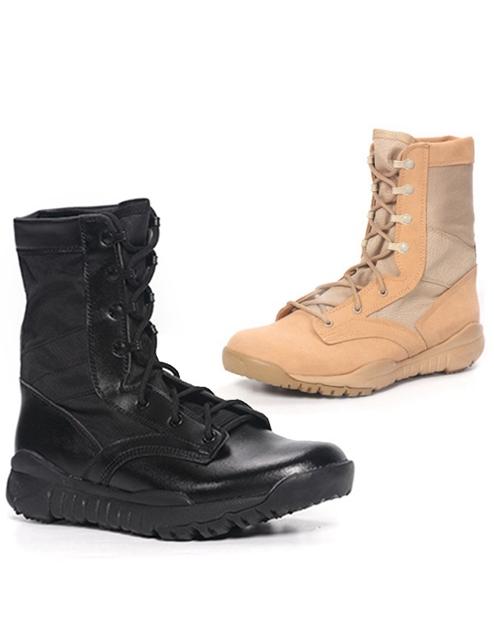战术鞋靴01